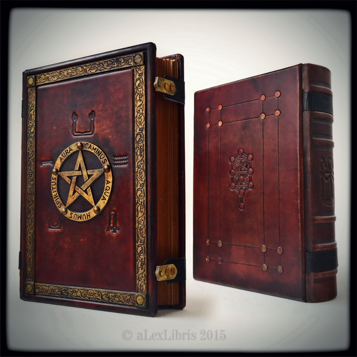 Book Cover Paper Gsm : The great grimoire… alexlibris